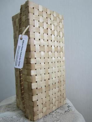 Bamboo Shoebox/Storage Materials: Bamboo Design: Dada Docot